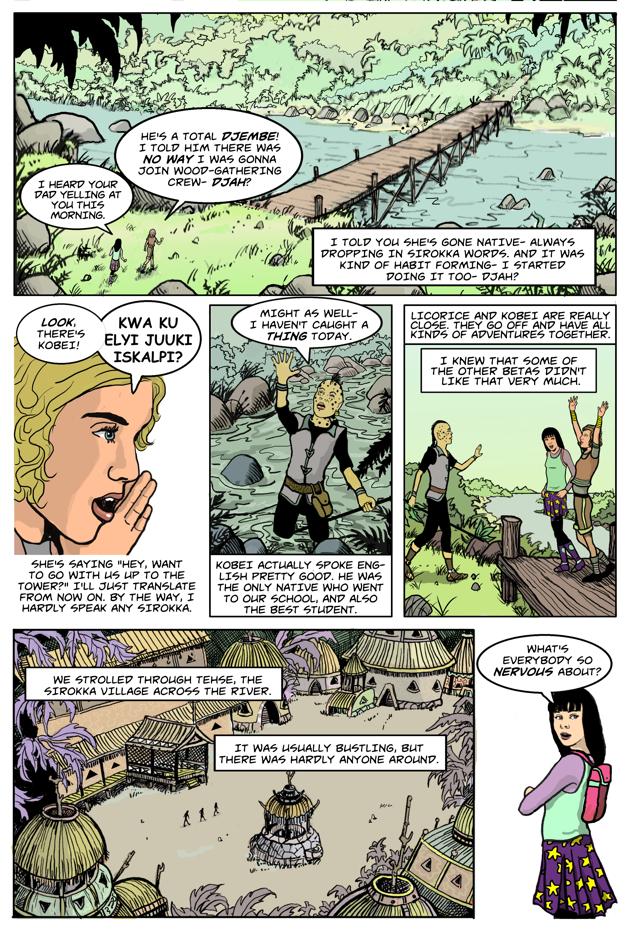 Tangled River 007